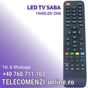 Telecomanda Saba 19HDLED-ZH6