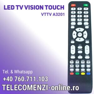 Telecomanda Vision Touch VTTV A3201