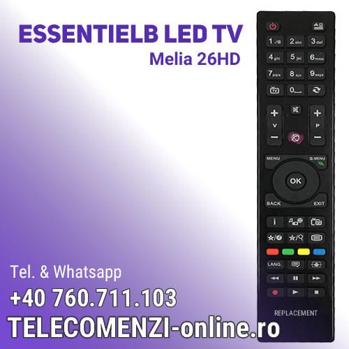 Telecomanda Essentielb Melia 26HD