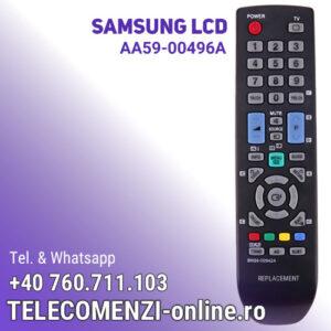 Telecomanda Samsung AA59-00496A, UA60EH6000