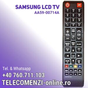 Telecomanda Samsung AA59-00714A, UE40F6800