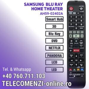 Telecomanda Samsung AH59-02402A HT-E4500