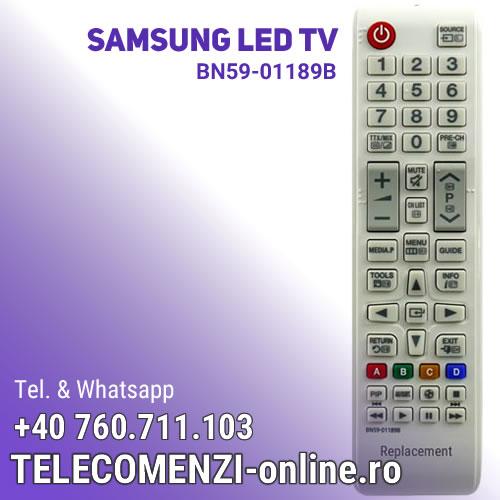 Telecomanda Samsung BN59-01189B, UE40EH5050