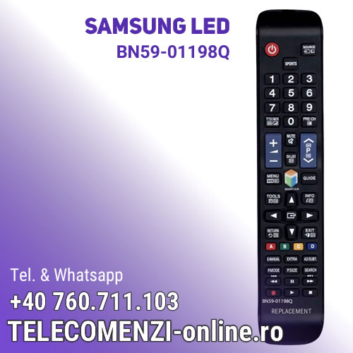 Telecomanda Samsung BN59-01198Q UE40J6200