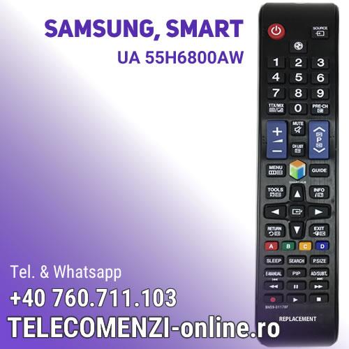 Telecomanda Samsung BN59-01178F, UA55H6800AW