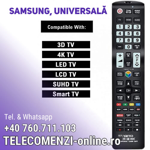 Telecomanda Samsung SM-1LC Universala